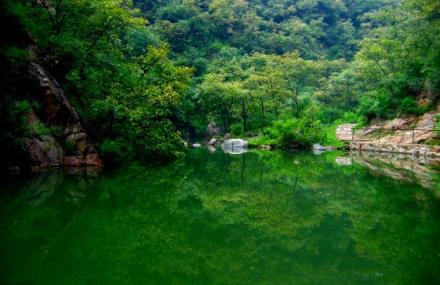 九里沟景区
