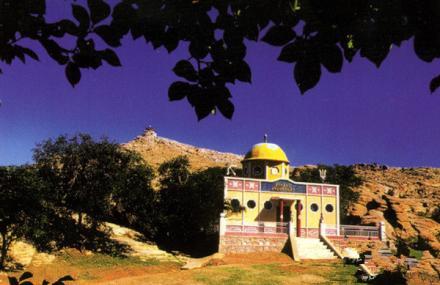 哈布图·哈萨尔祭奠堂