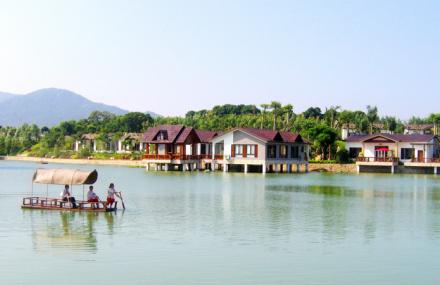 饶平绿岛旅游山庄