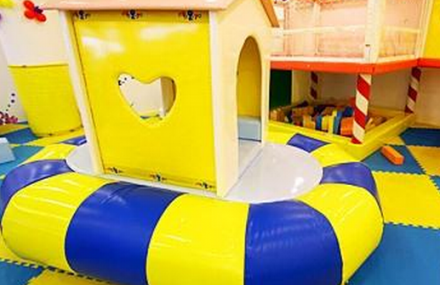 yoyopark儿童游乐园