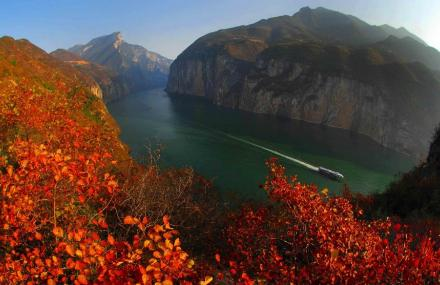九畹溪峡谷