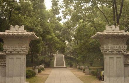 梵王寺墓群