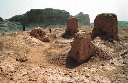 唐王城遗址