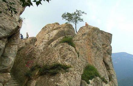 嵩山世界地质公园