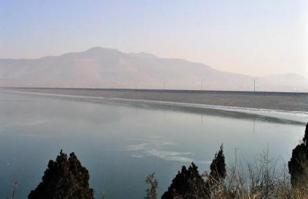 云蒙湖水上游乐区