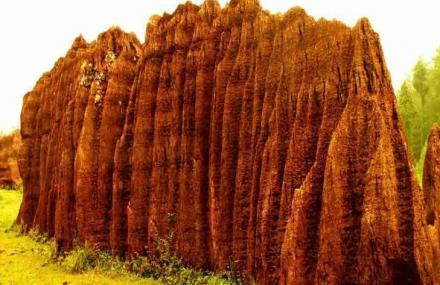 红石林景区