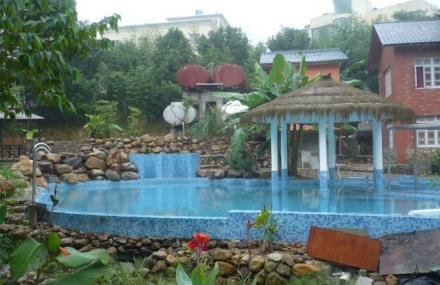 桂湖芙蓉温泉