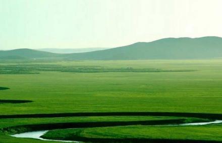 白云鄂博草原