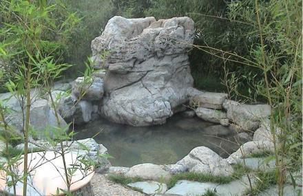 珠海中药谷园林温泉