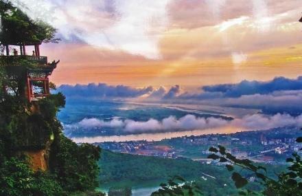 贵港桂平西山