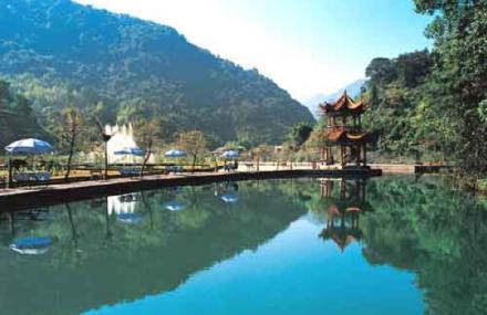 北桂山旅游风景区