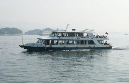 千岛湖游船