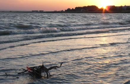 乌鲁木齐柴窝堡湖