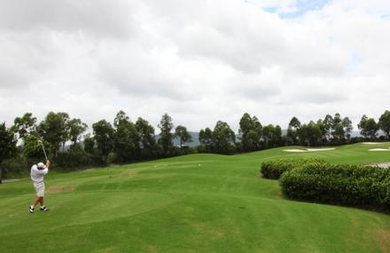 珠海国际高尔夫球场
