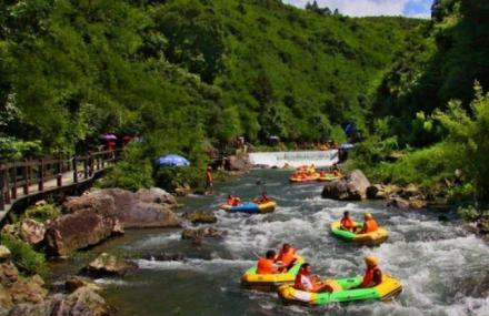 响水峡生态度假区