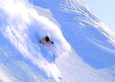 牡丹峰滑雪游乐场