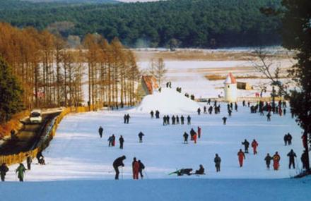 净月潭滑雪场