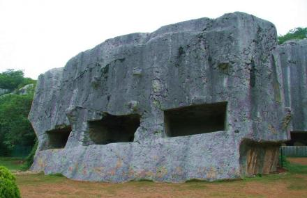 汤山古溶洞