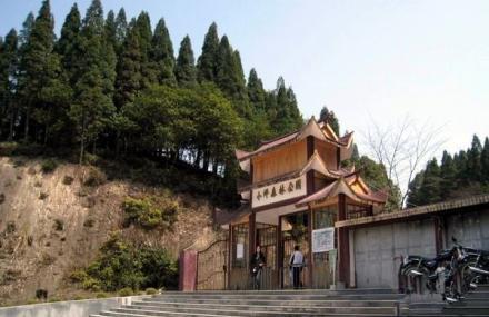 小坪省级森林公园