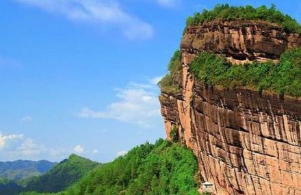 瑞金市罗汉岩景区风景图片