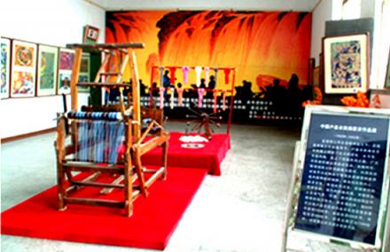 户县农民画展览馆