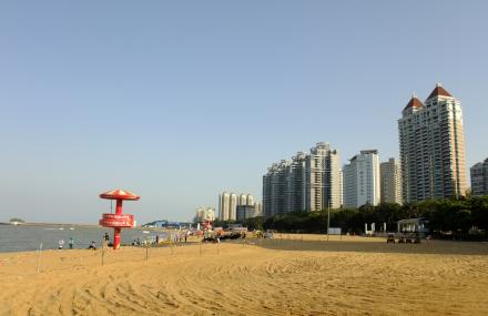 珠海情侣路海滨浴场