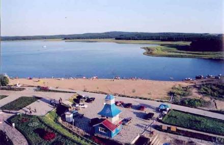 沙滩娱乐场