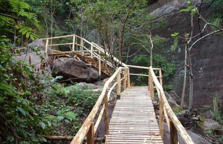 河源越王山风景区