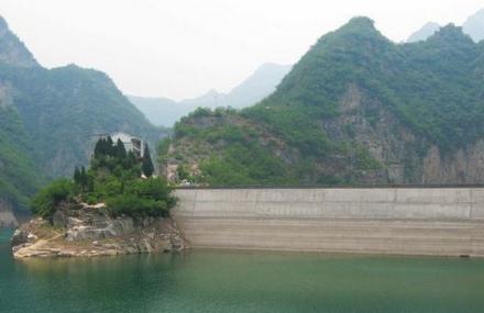 青龙山后寺河风景区