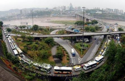 长江大桥公园