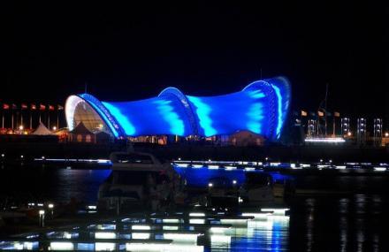 三湾三岬海上夜游
