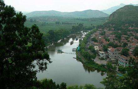 泉河头风景区