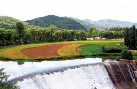 潞城高山流水漂流