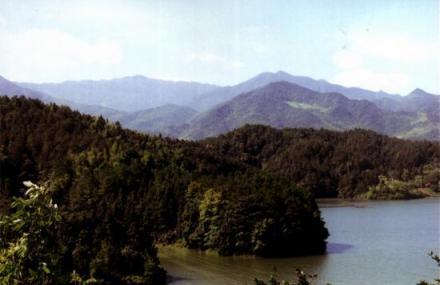 涟源龙山国家森林公园