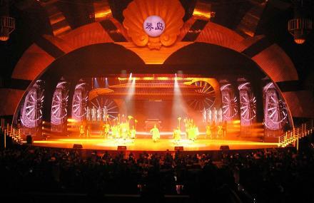 长沙琴岛演艺中心门票价格