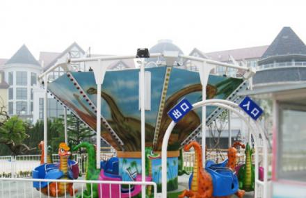 青岛极地恐龙游乐园