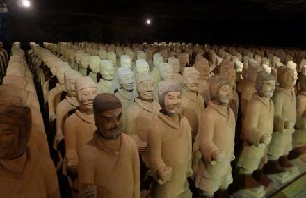 芒砀山汉文化旅游区