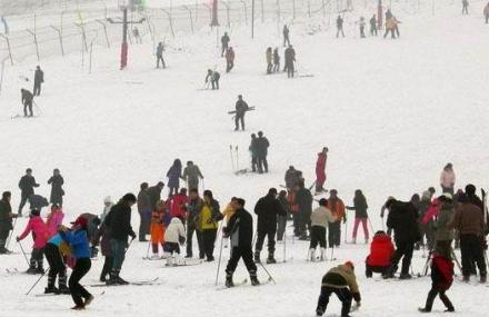 宝山滑雪场