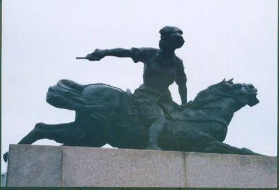 李林烈士纪念园