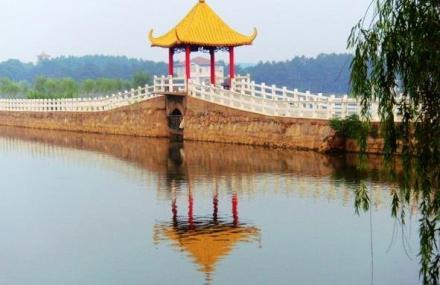 天紫湖生态旅游