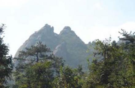 连康山保护区
