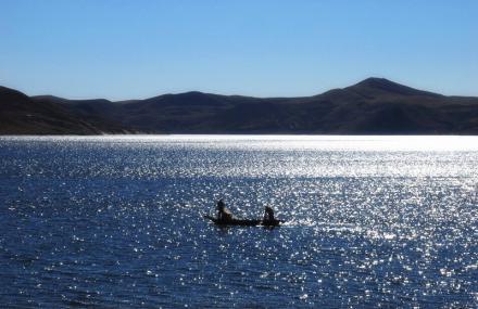 多伦湖景区