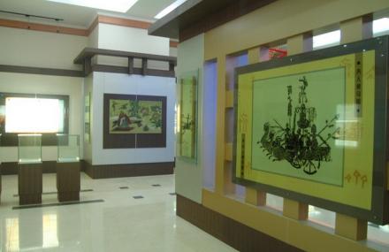 临淄足球博物馆