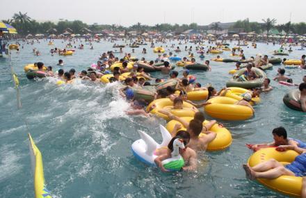 锦州城市海景水上乐园