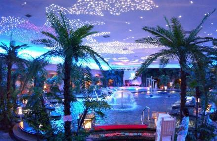 丰乐园热带雨林温泉水疗馆