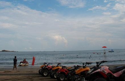 黑沙湾海浴场