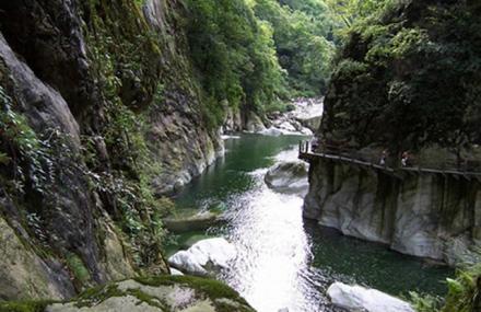 白水河自然保护区