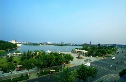 东湖自然风景区