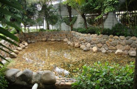白沙门温泉