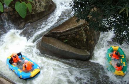 芙蓉峡至尊漂流